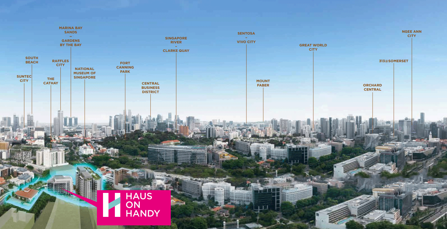 haus on handy new condo land parcel