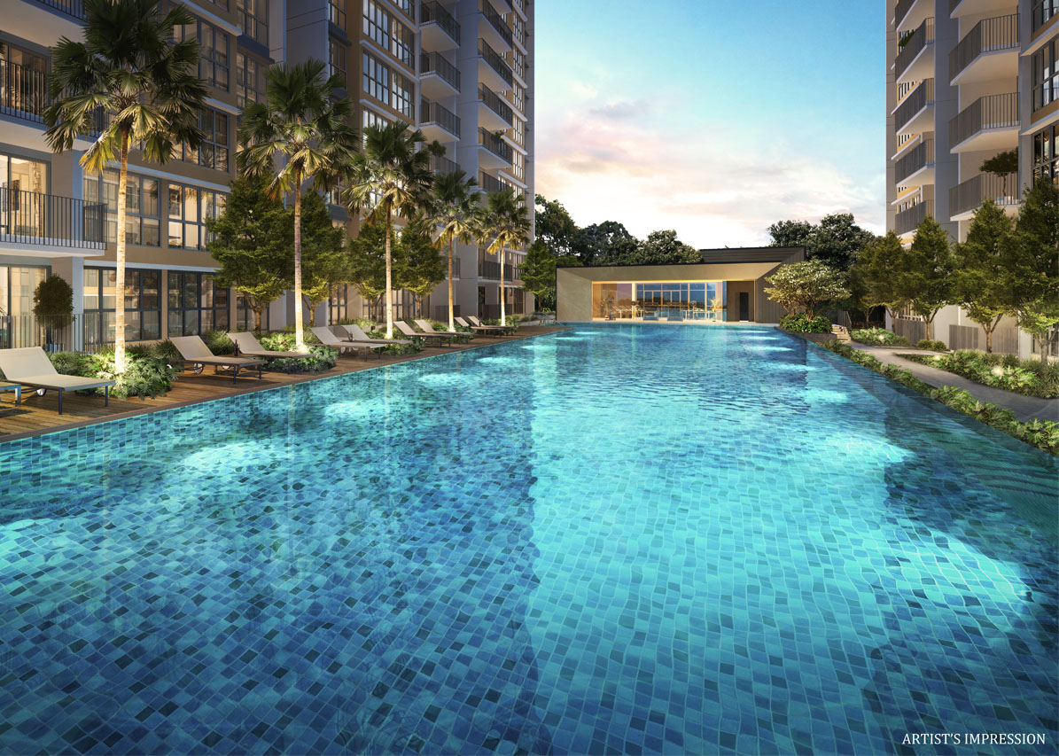Rivercove Residences Swimming Pool