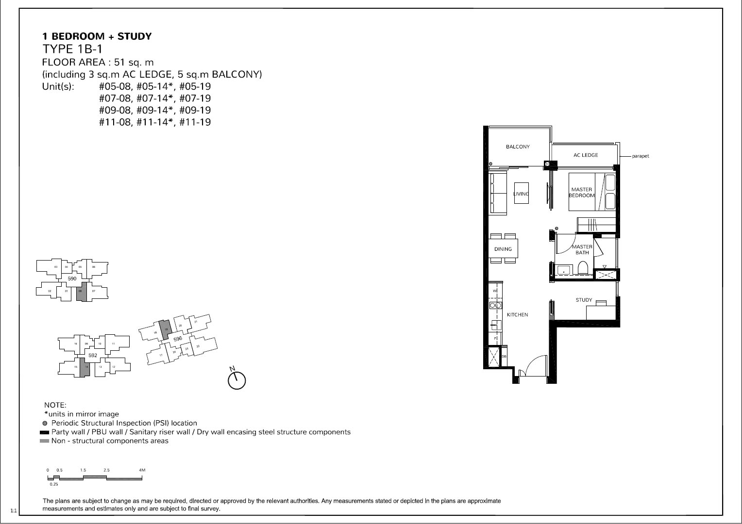 The Wisteria Yishun Floor Plans