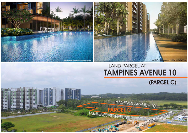 Tampines First Ever En Bloc